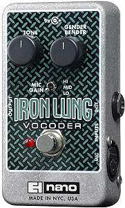 Electro Harmonix Iron Lung [LUNG]