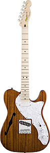 Squier Classic Vibe Telecaster® Thinline - Natural [0303035521]