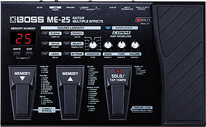 Boss ME-25 Factory Re Pack [ME25]