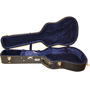 TKL Deluxe Concert Acoustic Guitar Hard Shell Case - 8805