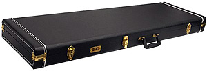 TKL Deluxe Electric Square Bass Hard Shell Case - 8836