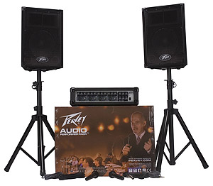 Peavey Audio Performer Pack [00595700]