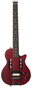 Traveler Escape EG-1 Mahogany Red w/Deluxe Gig Bag [EG1M RED]