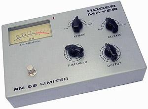 Roger Mayer RM 58 Studio Compressor [RM58]
