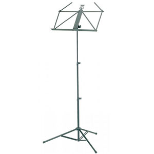 Konig Meyer Ruka Ultra Lightweight Music Stand  - Black