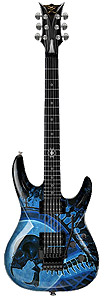 DBZ Guitars Bare Bones Religion Series - Dark Angel [BBR-DKA]