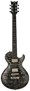 DBZ Guitars Bolero QM - Siberian Quilt [BOLQMSQ]