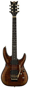 DBZ Guitars Barchetta Eminent-FR - Tigers Eye [BAREM-FRTGE]