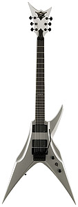 DBZ Guitars Bird of Prey - Gunmetal Metalic [BOPGMM]