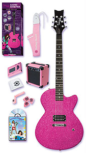Daisy Rock Debutante Electric Guitar Pack