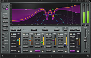 Waves C6 Multiband Compressor - TDM Digital Download [C6TDM]