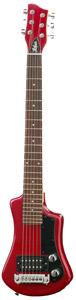 Hofner Shorty Guitar - Red