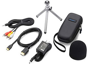 Zoom APQ-3HD  Accessory Package