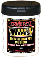 Ernie Ball Wonder Wipes - Instrument Polish [P04264]