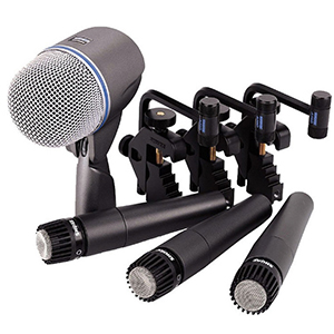 Shure DMK 57-52 Drum Mic Kit