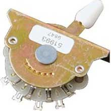 Fender 5-Way Selector Switch [099-1367-000]