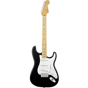 Fender Classic Series 50s Stratocaster® - Black with Gig Bag