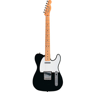 Fender Classic Series 50s Telecaster® - Black with Gig Bag [0131202306]