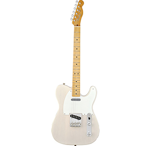Fender Classic Series 50s Telecaster® - White Blonde with Gig Bag