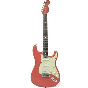Fender  Custom Shop 1960 Stratocaster Relic Fiesta Red [0150900840]