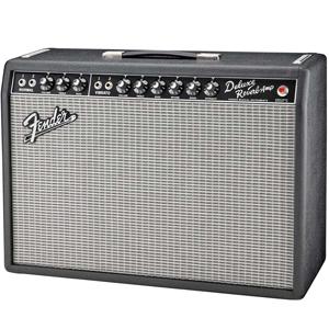 Fender 65 Deluxe Reverb - Black