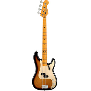 Fender American Vintage 57 P Bass - 2-Color Sunburst with Case [0190115803]