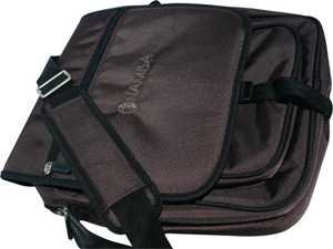 Namba Gear Shaka Laptop Messenger Bag - Mayan Brown/Bronze []