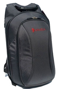 Namba Gear Big Namba Studio Backpack - Charcoal/Red []