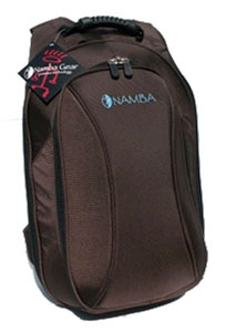 Namba Gear Big Namba Studio Backpack - Brown/Blue []