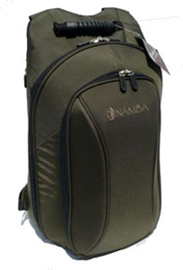 Namba Gear Big Namba Studio Backpack - Green/Bronze []