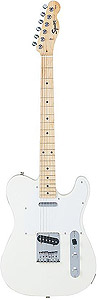 Squier Affinity Telecaster® - Arctic White - Maple