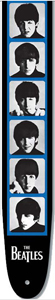 Planet Waves Beatles Strap Collection - Hard Days Night