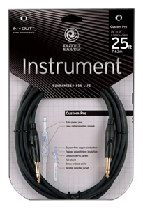 Planet Waves PW-CPGSRA-25 Custom Pro [PW-CPGSRA-25]