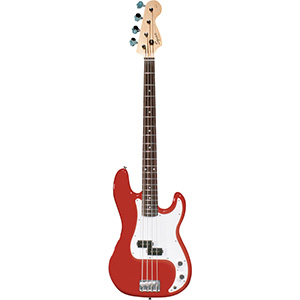 Squier Affinity P-Bass® - Metallic Red [0310400525]