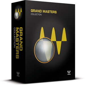 Waves Grand Masters Collection - TDM Digital Download [GMCTDM]