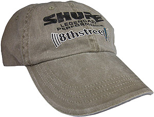 Shure Customized Hat []