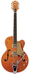 G6120SSLVO Brian Setzer - Vintage Orange Lacquer