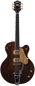 Gretsch G6122-1958 Chet Atkins Country Gentleman - Vintage Walnut Stain [2401131892]