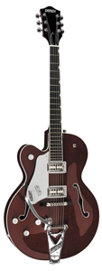 G6119LH Left-Handed Chet Atkins Tennessee Rose