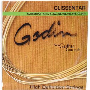 Godin Glissentar A11 String sets