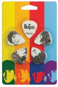 Planet Waves Beatles Revolver Picks Thin [1cwh2-10b1]
