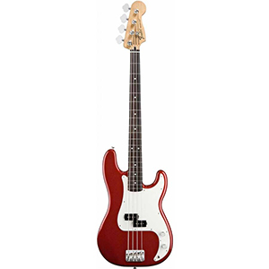 Standard P Bass® Special - Candy Apple Red - Rosewood