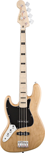 Vinatge Modified Jazz Bass® 70s - Natural Finish Left Handed