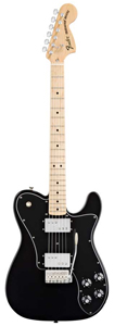 Classic Player Telecaster® Deluxe™ with Tremolo - Black