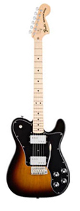 Fender Classic Player Telecaster® Deluxe™ with Tremolo - 3-Tone Sunburst [0142002300]