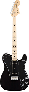 Fender Classic Player Telecaster® Deluxe™ with Black Dove Pickups - Black [0141902306]