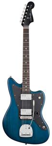 Fender Lee Ranaldo Jazzmaster® - Sapphire Blue Transparent  [0115100727]