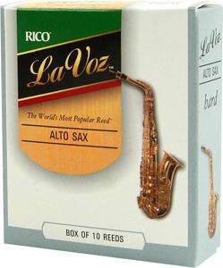 Alto Saxophone Reeds - Medium Soft