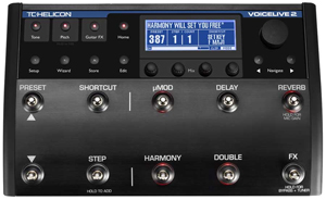 TC Helicon VoiceLive 2 []