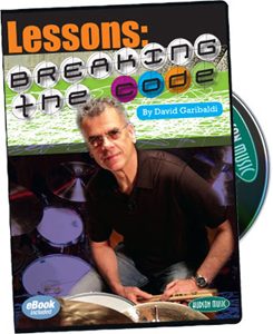 Hudson Music David Garibaldi: Lessons - Breaking the Code